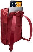 Рюкзак з відділенням для ноутбука Thule Spira Backpack 15 л Rio Red (червоний), фото 4
