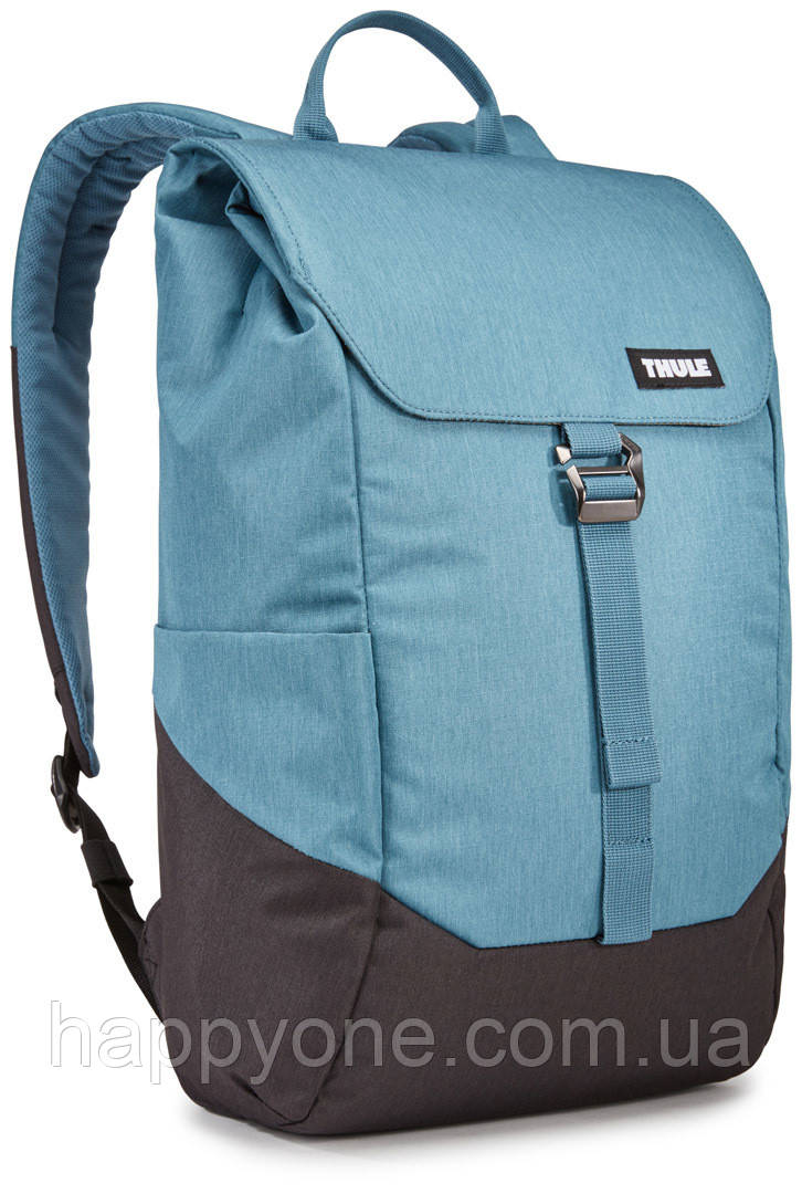 Рюкзак с отделением для ноутбука Thule Lithos 16л Backpack Blue/Black (голубой-черный)