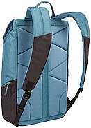 Рюкзак с отделением для ноутбука Thule Lithos 16л Backpack Blue/Black (голубой-черный), фото 3