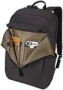 Рюкзак с отделением для ноутбука Thule Lithos 20л Backpack Wood Trush/Black (желтый/черный), фото 5