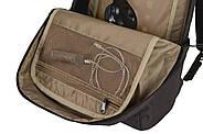 Рюкзак с отделением для ноутбука Thule Lithos 20л Backpack Wood Trush/Black (желтый/черный), фото 6