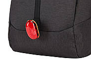Рюкзак с отделением для ноутбука Thule Lithos 20л Backpack Wood Trush/Black (желтый/черный), фото 9