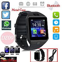 Смарт-часы Smart Watch DZ09 Original Black, (Оригинал)