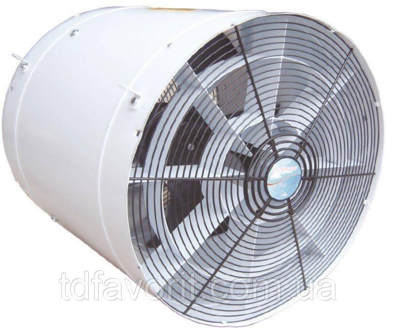 Вентилятор осьовий циркуляційний Dundar SFT 60