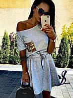 Платье с паеткой, фото 1
