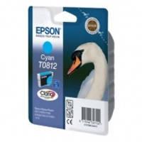 Картридж Epson StPhoto R270/R290/R390/RX590/RX610/RX690/1410 cyan, 11мл, C13T11124A10