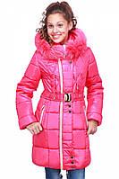 Детская куртка - Подкладка утеплена флисом