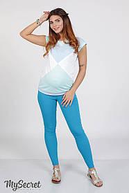Летние джинсы для беременных, размеры от 44 до 50