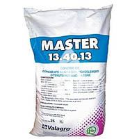Удобрение с микроэлементами Мастер Master 13.40.13 хелатное 25 кг Valagro