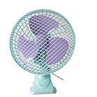 Настольный вентилятор с прищепкой, Rainberg RB-9304, 35Вт., фото 3