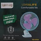 Настольный вентилятор с прищепкой, Rainberg RB-9304, 35Вт., фото 7