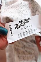 Жіночий костюм батал Darkwin Туреччина рр 62-64, фото 3
