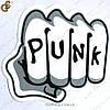 """Наклейка """"Punk"""""""