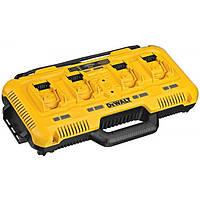 Зарядное устройство 4-х портовое DeWALT DCB104 2V (DCB104 2V)