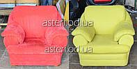 Перетяжка мягкой мебели на дому в Одессе на заказ