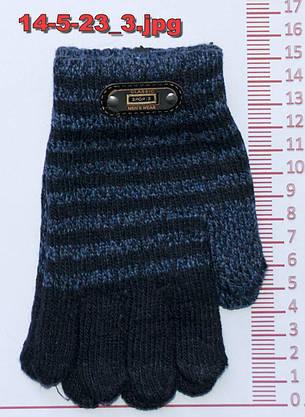 Перчатки детские для мальчика - разные цвета - 14-5-23, фото 3