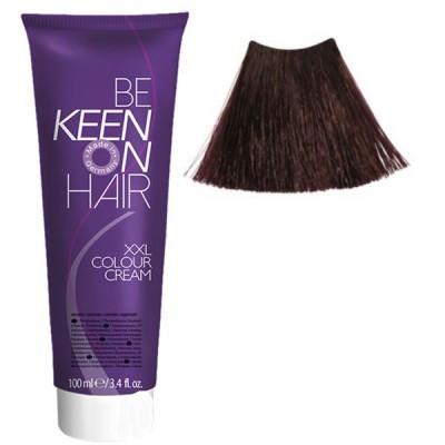 Крем краска Mahagoni - 4.75 Махагон Keen Color Cream XXL 100 мл.