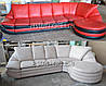 Перетяжка мягкой мебели в Одессе