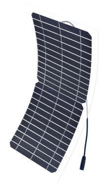 Гибкая солнечная панель 10 Вт 12 В