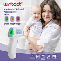 Бесконтактный инфракрасный термометр WT3656 Wintact (32...42℃)