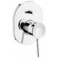 Встраиваемый смеситель для ванны НЧ+СЧ Grohe BauClassic 29047000