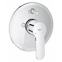 Встраиваемый смеситель для ванны НЧ+СЧ Grohe Eurostyle Cosmopolitan 33637002