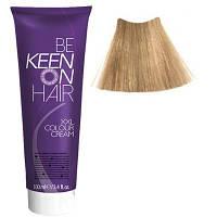 Крем краска Hellblond + 9.00+ Интенсивный светлый блондин Keen Color Cream XXL 100 мл.