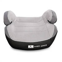 Бустер Lorelli Safety Junior Fix (15-36 кг) Светло-серый
