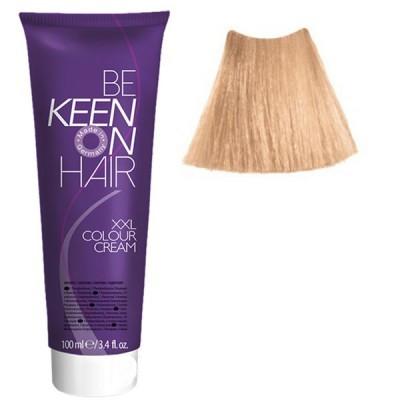 Крем краска Hellblond Gold - 9.3 Светло-золотистый блондин Keen Color Cream XXL 100 мл.