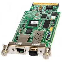 Модуль HP MSR 1-port 10/100/1000 SIC Module, JD572A