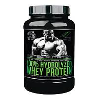Протеин Scitec 100% Hydrolyzed Whey, 910 грамм - Pro Line Карамель