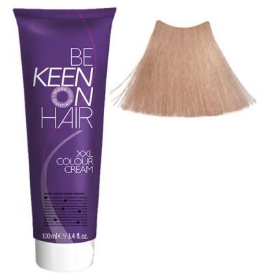 Крем краска Ultrahellblond Braun - 10.7 Ультра-светлый коричневый блондин Keen Color Cream XXL 100 м