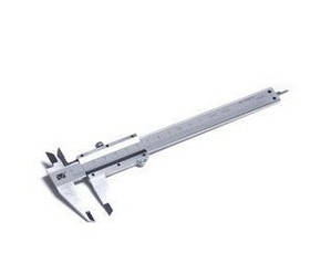 Штангенциркуль аналоговий KM-150SC (0-150 мм; ±0,02 мм) KM Deko