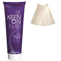Крем краска Platinblond - 12.00 Платиновый блондин Keen Color Cream XXL 100 мл.
