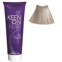 Крем краска Platinblond Asch-Violett - 12.16 Платиновый пепельно-фиолетовый блонд Keen Color Cream XXL 100 мл.