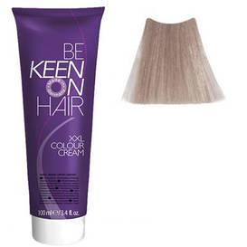 Крем фарба Platinblond Violett-Asch - 12.61 Платиновий фіолетово-попелястий блонд Keen Color Cream XXL 100 мл