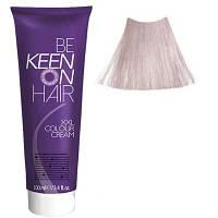 Крем краска Platinblond Perl - 12.80 Платиново-жемчужный блондин Keen Color Cream XXL 100 мл.