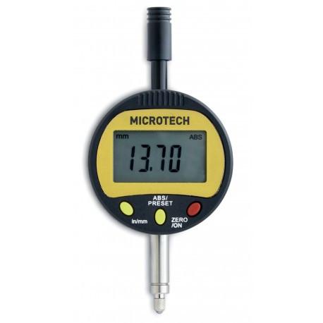 Индикатор цифровой ИЧЦ-13 Микротех кл. 1 (0-13 мм; ±0,020) без ушка, RS-232. Госреестр Украины №У3071-10