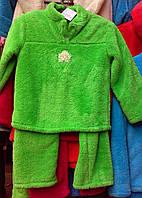 Махровая тёплая пижама