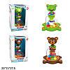 Юла SL83012/SL83013 мишка/лягушка с шариками 2в.кор.26*15*17,5 /36/