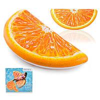 """Надувной матрас Intex 58763 """"Долька апельсина"""", 178х85 см (Y)"""