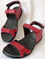 Mante Xbiom! Кожаные подростковые летние сандалии босоножки, фото 1