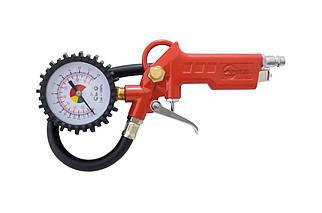 Пневмопистолет для подкачки колес Intertool - 10bar пакет (PT-0504), (Оригинал)