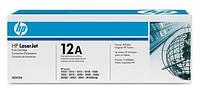 Картридж HP 12A LJ P1010/1012/1015/1020/M3015/3050/M1005/M1319 Black (2000 стр), Q2612A