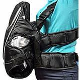 Эрго рюкзак-кенгуру для детей Mothercare 3-way Carrier Черный слинг шарф переноска для новорожденных, фото 4