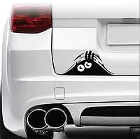 Винил виніл наклейка шильд значек эмблема украшение шильдик для автомобиля авто ДОМОВОЙ