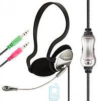 Наушники с микрофоном Sony E188W тех.пак