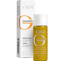 GIGI Solar Energy Drying Lotion For Oily Skin Подсушивающий лосьон 20 мл