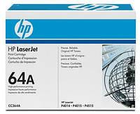 Картридж HP 64A LJ P4014/4015/P4515 Black (10000 стр), CC364A