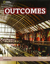 Тетрадь Outcomes (Second Edition) Level Beginner Workbook with Audio CD / National Geographic Learning